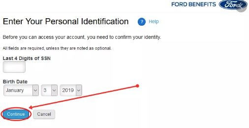 How to Recover Your Myfordbenefits Login Account Password