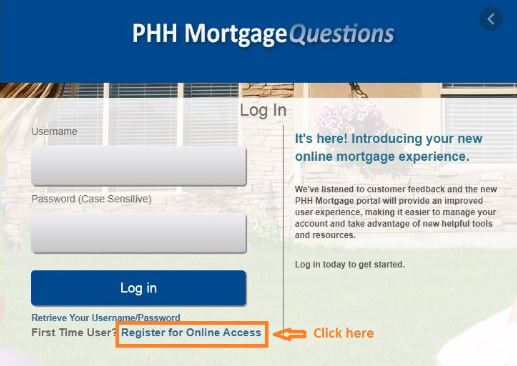 How to Register Yourself on Mortgagequestions Login Portal.
