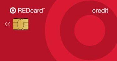 Target Red Credit Card