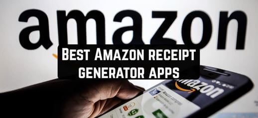 Best Amazon Receipt Generators