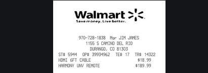 Best Fake Walmart Receipt Generators