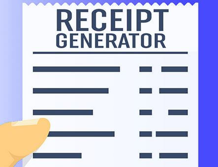 Best Receipt Generators with Date