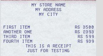 10 Fake ATM Receipt Generator